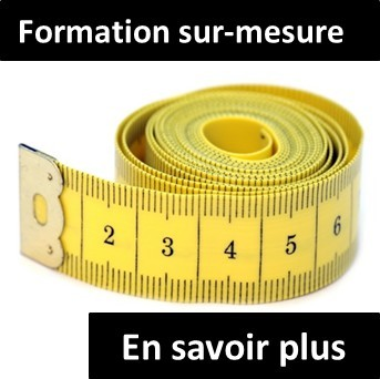 formation magasin sur mesure