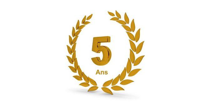 75% des entreprises françaises  toujours actives 5 ans après leur création